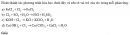 Bài 4 trang 125 SGK Hóa học 10 Nâng cao