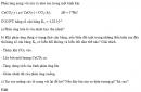 Bài 6 trang 217 SGK Hóa học 10 Nâng cao