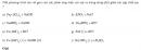 Câu 2 trang 28 SGK Hóa học 11 Nâng cao