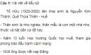 Soạn bài Việt Bắc - Ngắn gọn nhất