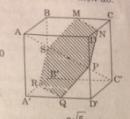 Câu 23 trang 111 SGK Hình học 11 Nâng cao