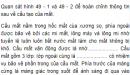 Câu hỏi thảo luận số 1 trang 155 SGK Sinh 8
