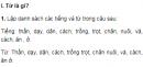 Soạn bài Từ và cấu tạo từ của tiếng Việt - Ngắn gọn nhất