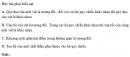 Bài 1 trang 48 SGK Vật Lý 10 Nâng Cao