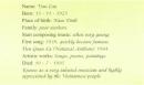 Writing - Unit 12 trang 129 SGK Tiếng Anh 10