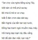 Phân tích bài thơ Chạy giặc của Nguyễn Đình Chiểu (bài 4).