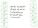 B. My Birthday - Unit 2 trang 24 SGK Tiếng Anh 7