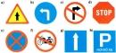 Road signs - Unit 8  SGK Tiếng Anh 6