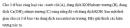 Câu 4* trang 67 SGK Sinh học 10 Nâng cao