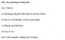 Câu 4 trang 146 SGK Sinh học 10 Nâng cao