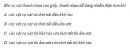 Bài 4 trang 106 sách Tài liệu Dạy – Học Vật lí 7