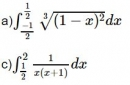 Bài 1 trang 112 SGK Giải tích 12