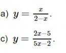 Bài 1 trang 30 SGK Giải tích 12