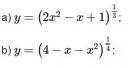 Bài 2 trang 61 SGK Giải tích 12