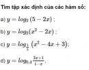 Bài 3 trang 77 SGK Giải tích 12