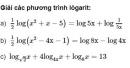 Bài 4 trang 85 SGK Giải tích 12