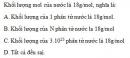 Bài 3 trang 84 tài Tài liệu dạy - học Hóa học 8 tập 1