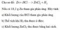 Bài 3 trang 100 Tài liệu dạy - học Hóa học 8 tập 1