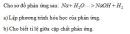 Bài 4 trang 75 Tài liệu dạy - học Hóa học 8 tập 1
