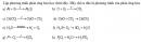 Bài 2 trang 15 Tài liệu dạy - học Hóa học 8 tập 2