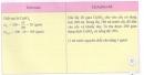 Hoạt động 1 trang 85 Tài liệu dạy - học Hóa học 8 tập 2