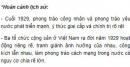 Trình bày hoàn cảnh lịch sử và diễn biến của Hội nghị thành lập Đảng Cộng sản Việt Nam