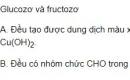 Bài 1 trang 25 SGK Hóa học 12
