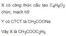 Bài 3 trang 7 SGK Hóa học 12