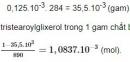 Bài 5 trang 12 SGK Hóa học 12