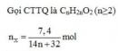 Bài 6 trang 7 SGK Hóa học 12