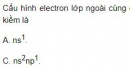 Bài 1 trang 111 SGK Hóa học 12