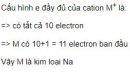 Bài 2 trang 111 SGK Hóa học 12