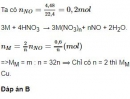 Bài 2 trang 159 SGK Hóa học 12