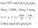 Bài 3 trang 48 sgk Hóa học 12