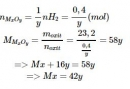 Bài 3 trang 103 SGK Hoá học 12