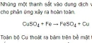 Bài 4 trang 89 SGK Hoá học 12