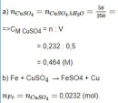 Bài 5 trang 159 SGK Hóa học 12