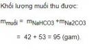 Bài 6 trang 111 SGK Hóa học 12