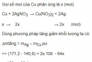 Bài 6 trang 159 SGK Hóa học 12