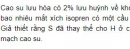 Bài 6 trang 73 SGK Hóa học 12