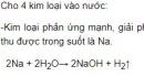 Bài 7 trang 129 sgk hóa học 12