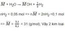 Bài 8 trang 111 SGK Hóa học 12