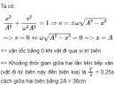 Bài 11 trang 9 sgk vật lí 12