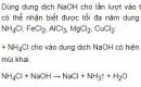 Bài 2 trang 180 SGK Hóa học 12