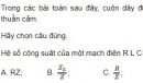 Bài 2 trang 85 sgk vật lý 12