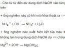 Bài 3 trang 174 SGK Hóa học 12