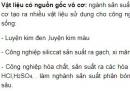Bài 3 trang 186 SGK Hóa học 12