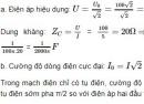 Bài 3 trang 74 SGK Vật lí 12
