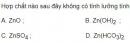 Bài 4 trang 163 SGK Hóa học 12