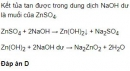 Bài 5 trang 163 SGK Hóa học 12